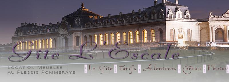 Gite à Chantilly