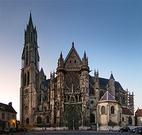 cathedrale senlis